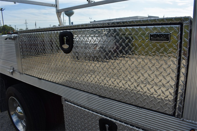 2019 Silverado 4500 Regular Cab DRW 4x2, Monroe AL Series Platform Body Contractor Body #41810 - photo 15