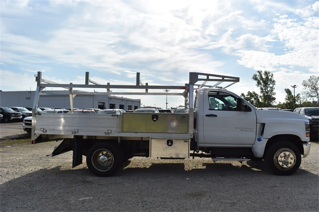 2019 Silverado 4500 Regular Cab DRW 4x2, Monroe AL Series Platform Body Contractor Body #41810 - photo 3