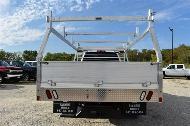 2019 Silverado 4500 Regular Cab DRW 4x2, Monroe AL Series Platform Body Contractor Body #41810 - photo 4