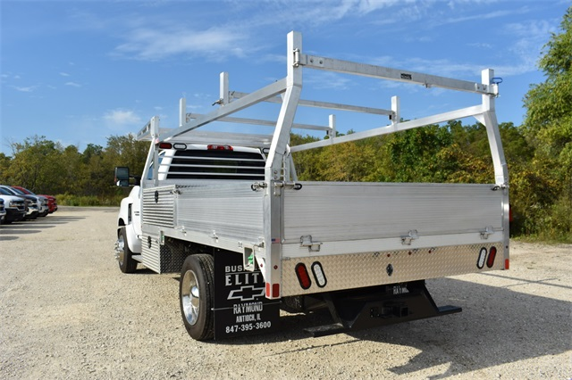 2019 Silverado 4500 Regular Cab DRW 4x2, Monroe AL Series Platform Body Contractor Body #41810 - photo 5