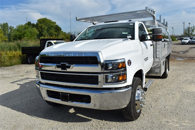 2019 Silverado 4500 Regular Cab DRW 4x2, Monroe AL Series Platform Body Contractor Body #41810 - photo 7