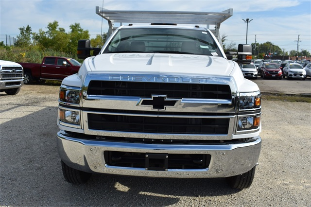 2019 Silverado 4500 Regular Cab DRW 4x2, Monroe AL Series Platform Body Contractor Body #41810 - photo 8
