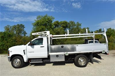 2019 Silverado 4500 Regular Cab DRW 4x2, Monroe AL Series Platform Body Contractor Body #41810 - photo 6