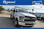2019 Silverado 4500 Regular Cab DRW 4x2, Monroe AL Series Platform Body Contractor Body #41810 - photo 1