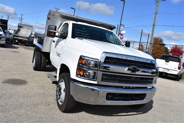 2019 Silverado 4500 Regular Cab DRW 4x2, Monroe Dump Body #41818 - photo 1