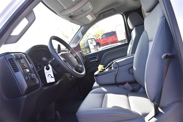 2019 Silverado 4500 Regular Cab DRW 4x2, Monroe MTE-Zee SST Series Dump Body #41818 - photo 18
