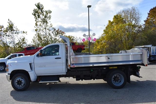 2019 Silverado 4500 Regular Cab DRW 4x2, Monroe MTE-Zee SST Series Dump Body #41818 - photo 6