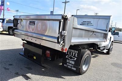 2019 Silverado 4500 Regular Cab DRW 4x2, Monroe MTE-Zee SST Series Dump Body #41818 - photo 2