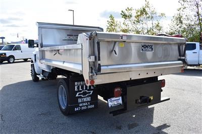 2019 Silverado 4500 Regular Cab DRW 4x2, Monroe MTE-Zee SST Series Dump Body #41818 - photo 5
