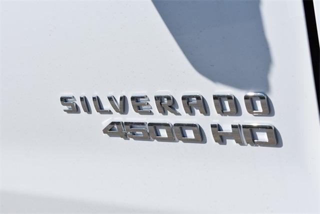 2019 Silverado Medium Duty Crew Cab DRW 4x4, Monroe AL Series Landscape Dump #41827 - photo 11