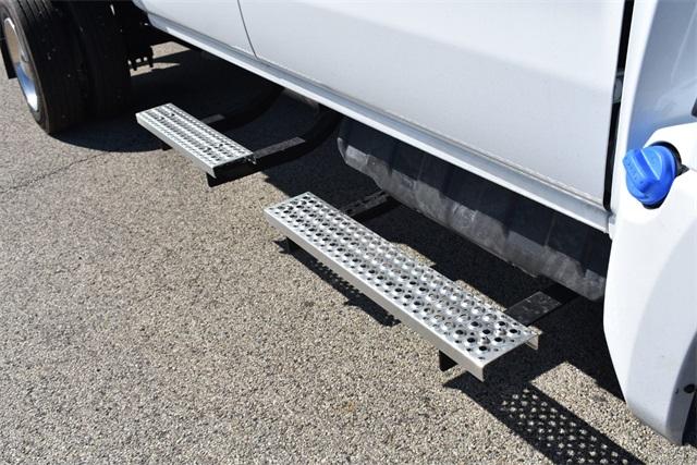 2019 Silverado Medium Duty Crew Cab DRW 4x4, Monroe AL Series Landscape Dump #41827 - photo 12