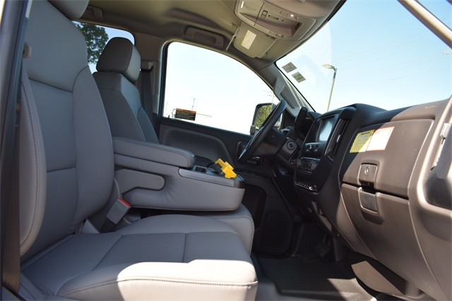 2019 Silverado Medium Duty Crew Cab DRW 4x4, Monroe AL Series Landscape Dump #41827 - photo 14