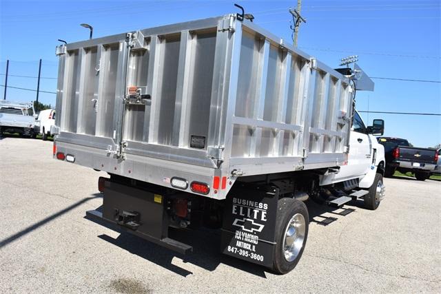 2019 Silverado Medium Duty Crew Cab DRW 4x4, Monroe AL Series Landscape Dump #41827 - photo 2