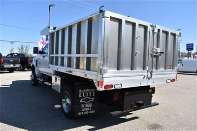 2019 Silverado Medium Duty Crew Cab DRW 4x4, Monroe AL Series Landscape Dump #41827 - photo 5