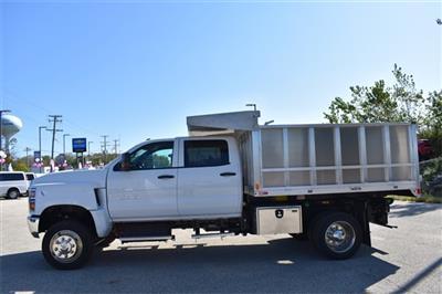 2019 Silverado Medium Duty Crew Cab DRW 4x4, Monroe AL Series Landscape Dump #41827 - photo 6