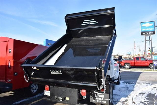 2019 Silverado 4500 Regular Cab DRW 4x2, Monroe MTE-Zee Dump Body #41864 - photo 5