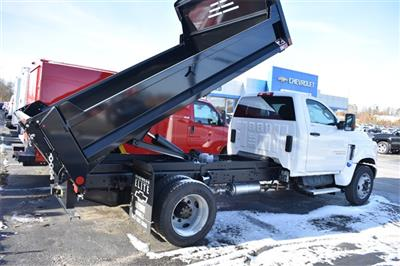 2019 Silverado 4500 Regular Cab DRW 4x2, Monroe MTE-Zee Dump Body #41864 - photo 2