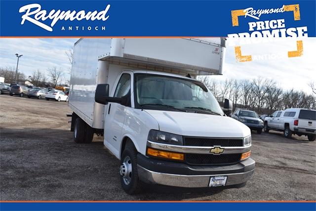 2020 Chevrolet Express 4500 4x2, Supreme Dry Freight #42051 - photo 1