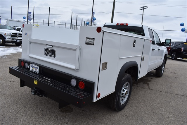 2019 Chevrolet Silverado 2500 Double Cab 4x2, Monroe Service Body #42086 - photo 1