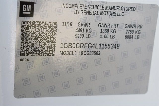 2020 Chevrolet Express 3500 4x2, Bay Bridge Tool Pro Service Utility Van #42224 - photo 29