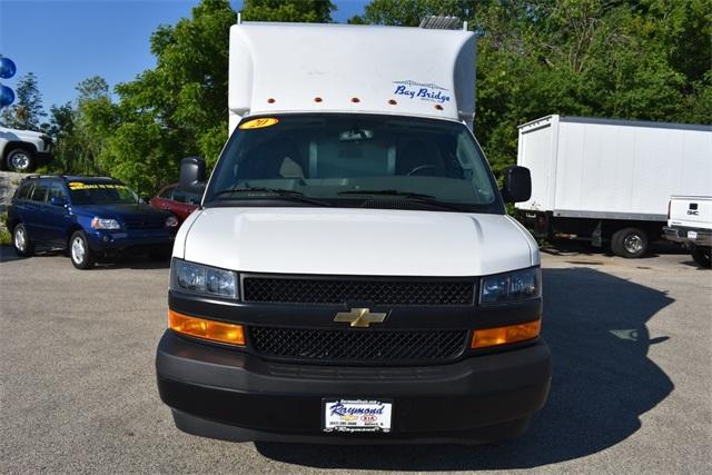 2020 Chevrolet Express 3500 4x2, Bay Bridge Tool Pro Service Utility Van #42224 - photo 8