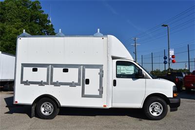 2020 Chevrolet Express 3500 4x2, Bay Bridge Tool Pro Service Utility Van #42224 - photo 3