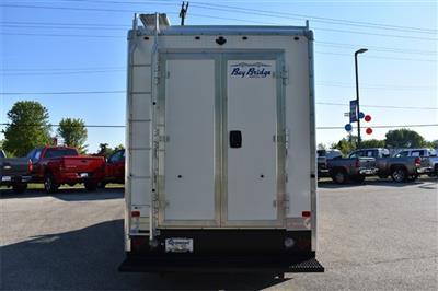 2020 Chevrolet Express 3500 4x2, Bay Bridge Tool Pro Service Utility Van #42224 - photo 4