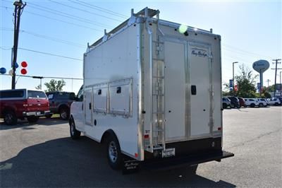 2020 Chevrolet Express 3500 4x2, Bay Bridge Tool Pro Service Utility Van #42224 - photo 5