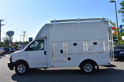 2020 Chevrolet Express 3500 4x2, Bay Bridge Tool Pro Service Utility Van #42224 - photo 6