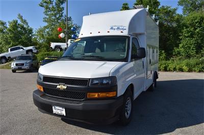 2020 Chevrolet Express 3500 4x2, Bay Bridge Tool Pro Service Utility Van #42224 - photo 7