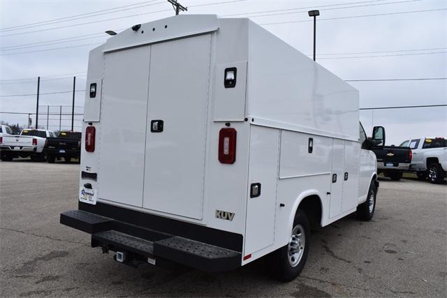 2020 Chevrolet Express 3500 4x2, Knapheide Service Utility Van #42296 - photo 1