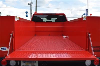 2020 Chevrolet Silverado 3500 Double Cab 4x2, Monroe MSS II Service Body #42525 - photo 14
