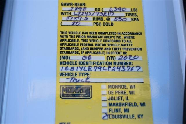 2020 Chevrolet Silverado 2500 Crew Cab 4x4, Monroe MSS II Service Body #42528 - photo 34