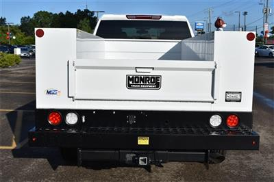 2020 Chevrolet Silverado 2500 Crew Cab 4x4, Monroe MSS II Service Body #42528 - photo 4