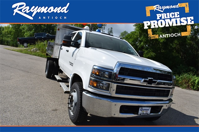 2020 Chevrolet Silverado 4500 Crew Cab DRW 4x2, Monroe Dump Body #42544 - photo 1