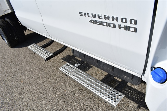 2020 Chevrolet Silverado 4500 Crew Cab DRW 4x2, Monroe MTE-Zee SST Series Dump Body #42544 - photo 12