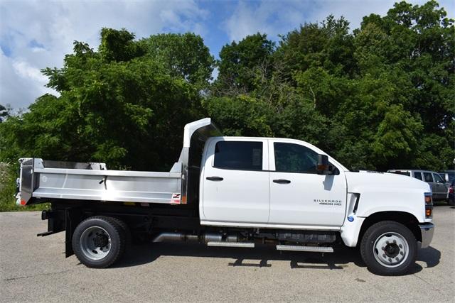2020 Chevrolet Silverado 4500 Crew Cab DRW 4x2, Monroe MTE-Zee SST Series Dump Body #42544 - photo 3