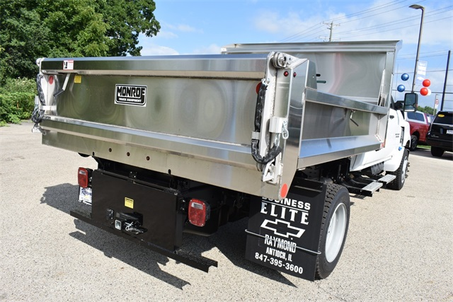 2020 Chevrolet Silverado 4500 Crew Cab DRW 4x2, Monroe MTE-Zee SST Series Dump Body #42544 - photo 2