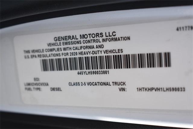 2020 Chevrolet Silverado 4500 Crew Cab DRW 4x2, Monroe MTE-Zee SST Series Dump Body #42544 - photo 33