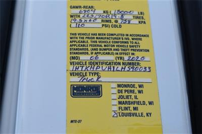 2020 Chevrolet Silverado 4500 Crew Cab DRW 4x2, Monroe MTE-Zee SST Series Dump Body #42544 - photo 32