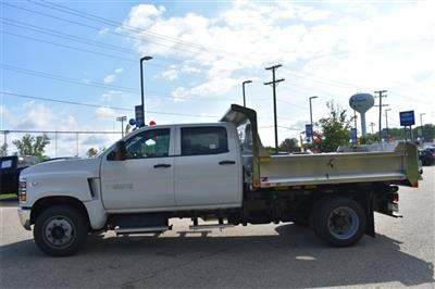 2020 Chevrolet Silverado 4500 Crew Cab DRW 4x2, Monroe MTE-Zee SST Series Dump Body #42544 - photo 6