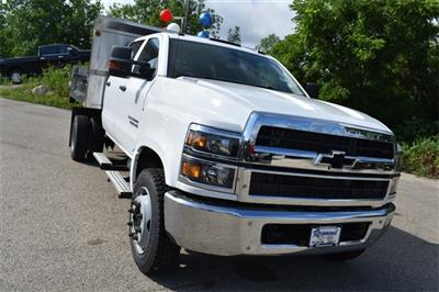 2020 Chevrolet Silverado 4500 Crew Cab DRW 4x2, Monroe MTE-Zee SST Series Dump Body #42544 - photo 9