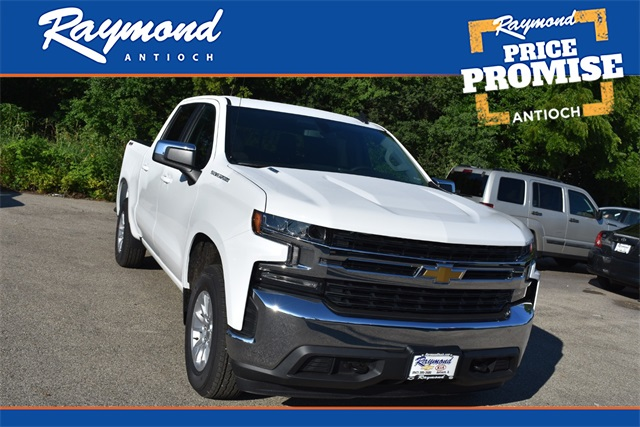 2020 Chevrolet Silverado 1500 Crew Cab 4x4, Pickup #42588 - photo 1