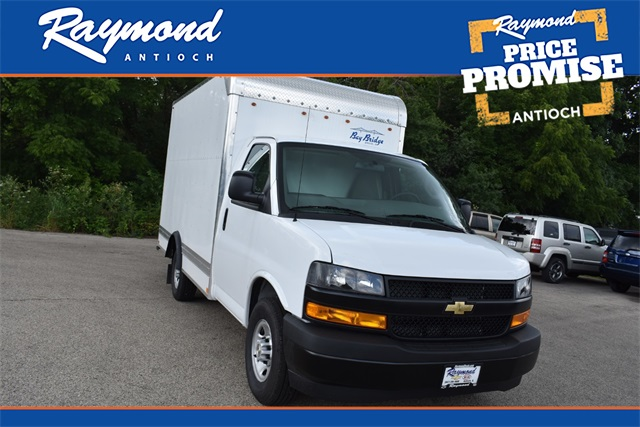 2020 Chevrolet Express 3500 4x2, Bay Bridge Cutaway Van #42609 - photo 1