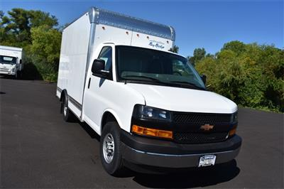 2020 Chevrolet Express 3500 4x2, Bay Bridge Cutaway Van #42656 - photo 9