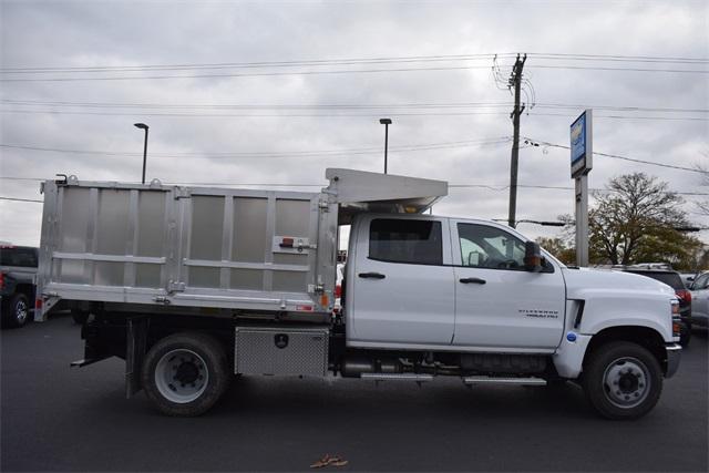 2020 Chevrolet Silverado 4500 Crew Cab DRW 4x2, Monroe MTE-Zee Landscape Dump #42787 - photo 3