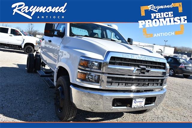 2020 Chevrolet Silverado 4500 Crew Cab DRW 4x2, Cab Chassis #42997 - photo 1