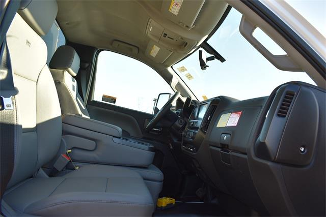 2020 Chevrolet Silverado 4500 Regular Cab DRW 4x4, Monroe MTE-Zee SST Series Dump Body #43117 - photo 14