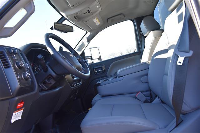2020 Chevrolet Silverado 4500 Regular Cab DRW 4x4, Monroe MTE-Zee SST Series Dump Body #43117 - photo 22