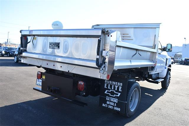 2020 Chevrolet Silverado 4500 Regular Cab DRW 4x4, Monroe Dump Body #43117 - photo 1